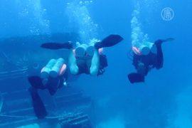 Фабьен Кусто отправился на дно океана на 31 день