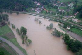 Наводнение в Боснии вскрыло братскую могилу