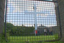 На могиле 800 детей в Ирландии поставят памятник