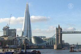 Из высочайшего здания Лондона эвакуировали людей