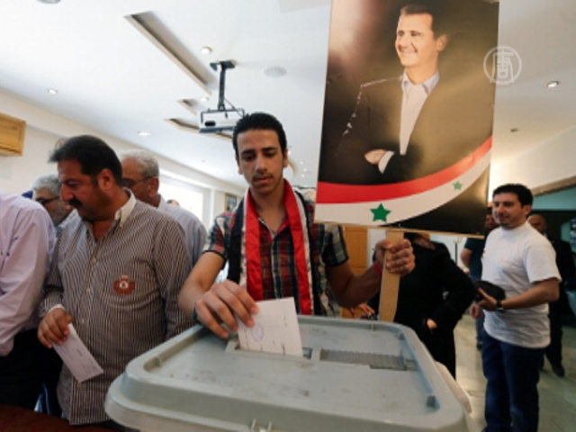 ЕС не признал выборы в Сирии