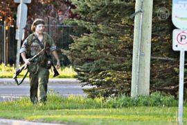 В Канаде поймали убийцу полицейских