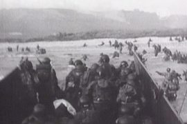 Ветераны вспоминают операцию «Нептун»