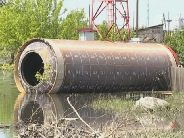 Житель Алтая нашёл во дворе ступень ракеты