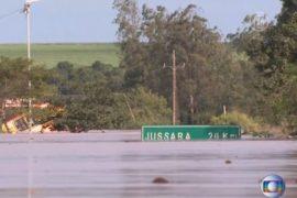 9 человек погибло в Бразилии от наводнения