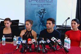 Кубинские танцоры сбежали в США