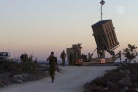Сектор Газа и Израиль обменялись ракетными ударами