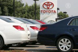 Toyota снова отзывает автомобили