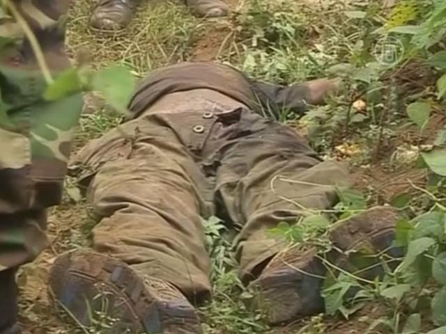 На границе Руанды и Конго стреляют
