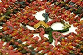 Текстиль возрастом более 2000 лет вернулся в Перу