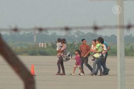Почему из Гондураса бегут дети?