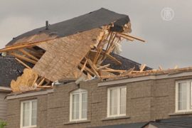 По Канаде пронесся торнадо