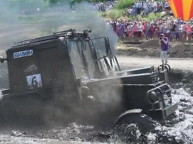 В России выявили лучшего тракториста