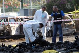 Столица Ливана оправляется от взрыва