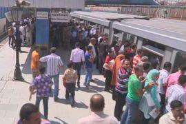 В метро Каира произошло пять взрывов