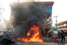За взрывом в Нигерии снова стоит «Боко харам»?