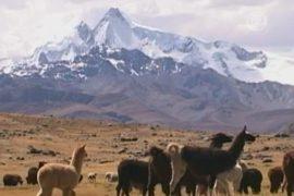 Перуанцы до сих пор пользуются дорогами инков