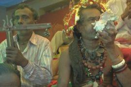 Индусы отмечают праздник плодородия
