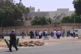 У дворца президента в Каире взорвались две бомбы