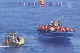 В лодке с мигрантами обнаружили 30 тел