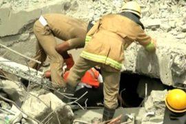Число жертв обрушения здания в Индии достигло 29