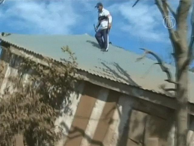 Наводнение в Аргентине уничтожило сотни домов