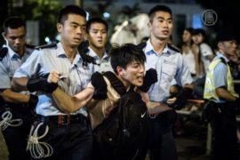 Активисты в Гонконге сдаваться не намерены
