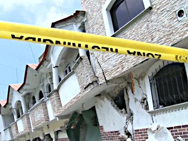 Гватемальцы подсчитывают ущерб от землетрясения