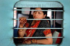 Безопасно ли женщинам в поездах Индии?