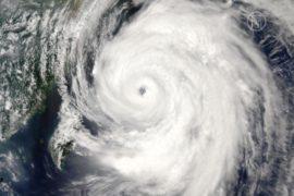Японии грозит наводнение от «Неогури»