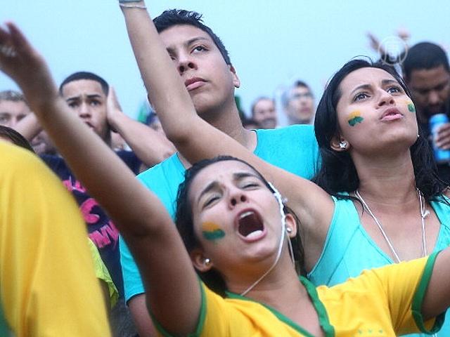 Футбол вызывает у бразильцев проблемы с сердцем