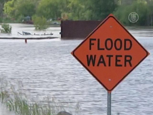В канадской провинции готовятся к наводнению