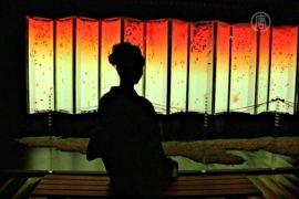Аквариумное искусство с 5000 рыб показали в Токио