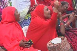 Нигерийцы протестуют против бездействия властей