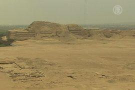 Древняя гробница запутала археологов