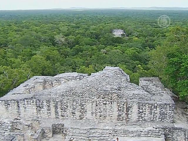 Город майя в Мексике назвали культурным наследием