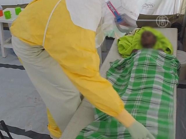Эбола продолжает забирать жизни