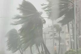 На Филиппинах из-за тайфуна эвакуировали 370 тысяч
