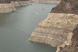 Крупнейшее водохранилище США высыхает