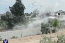 Израиль уничтожил группу боевиков из Газы