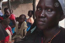 Южный Судан – на грани голода