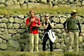 Антонио Бандерас полюбил Перу