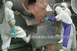В Китае — новый пищевой скандал