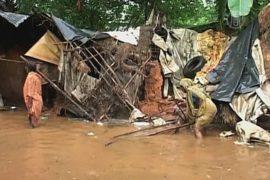 Восток Индии тонет в сезон дождей