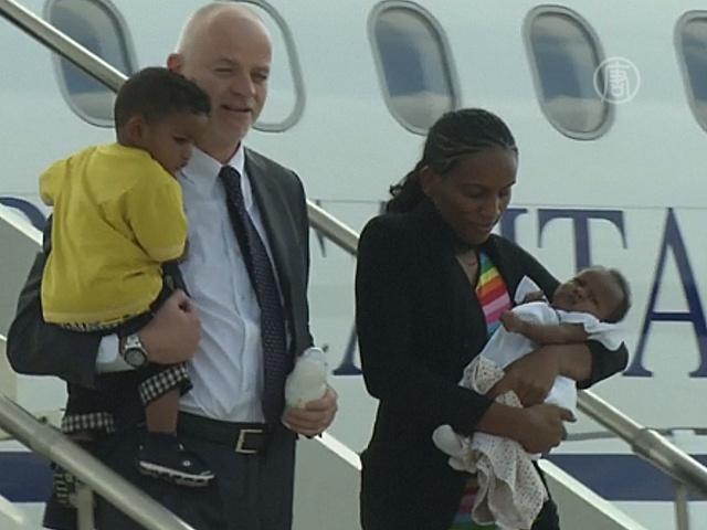 Суданку, избежавшую казни, приютили в Италии