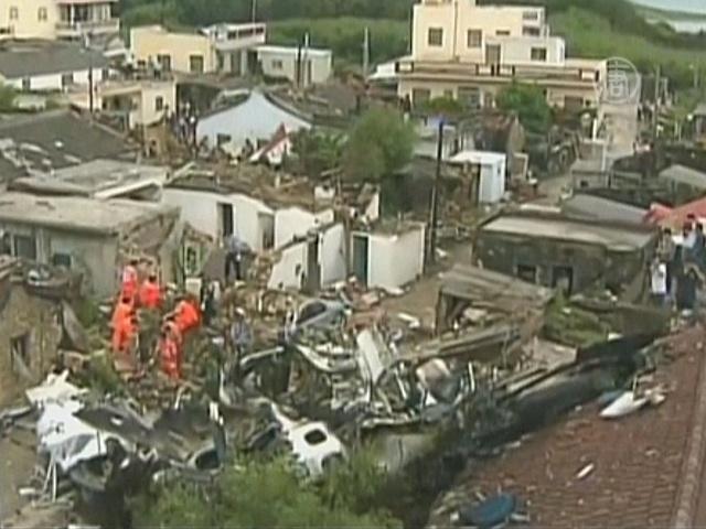 Найден чёрный ящик с упавшего в Тайване самолёта