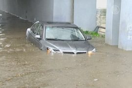 Тайфун «Матмо» обрушился на восток Китая
