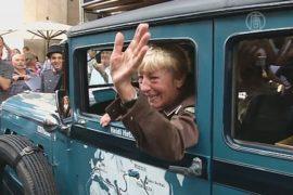 77-летняя немка объедет земной шар
