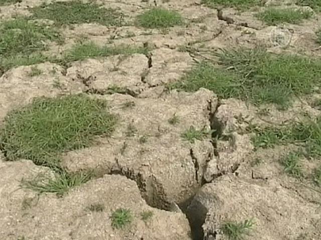 Северо-запад Китая иссушает отсутствие дождей