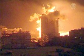 Израиль ударил ракетой по дому лидера ХАМАС